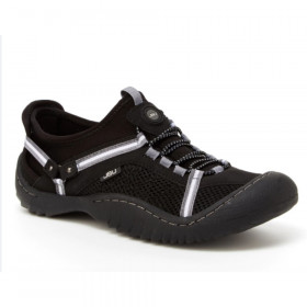 Tahoe Max Black Grey White JSports Fashion Sneaker