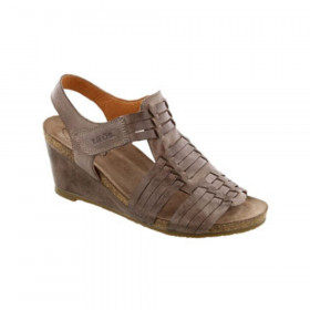 Tradition Dark Taos Wedge Sandal