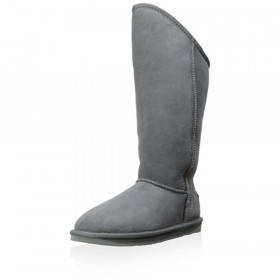 Cory Tall Grey Wedge Australia