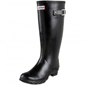 Huntress Black Hunter Rainboot