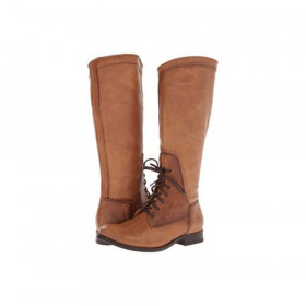 Melissa Camel Leather Frye Boot