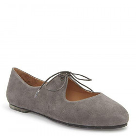Cacey Charco Suede Me Too Flat I-1-112234