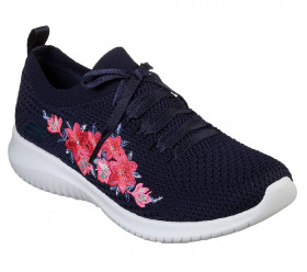 13110 UltraFlex Navy Skechers I-1-112311