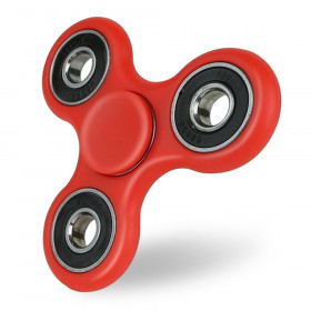Red Fidget Spinner