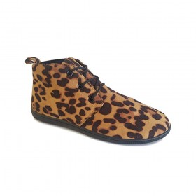 Scala 02 Leopard Refresh Ankle Boot