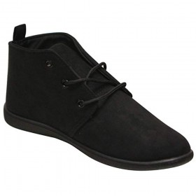 Scala 02 Black Refresh Ankle Boot